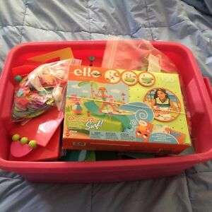 Ello building sets for girls!