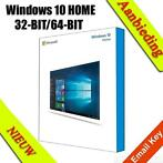 Windows 10 home - 32-bit/64-bit nl - 1 pc licentie