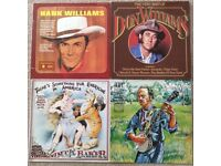 Four Country and Folk albums