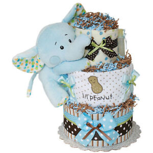Baby Shower Diaper Cake /  Many Designs Available