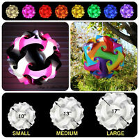 Puzzle lights lamps for your RV trailer summer home