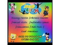 Bouncy Castle Hire_Face Painting_Party Packages