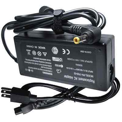New Laptop AC Adapter Charger Power Cord for Toshiba PA3817U-1BAS PA3817U-1BRS (Laptop Ac Power Cord)