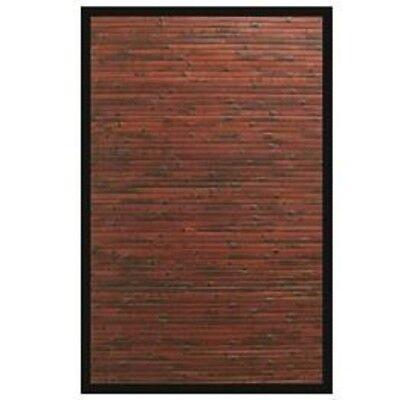 Anji Mountain COBBLESTONE Bamboo Area Rug- 5' x 8' AMB0085-0058 Rug 5' x 8' NEW