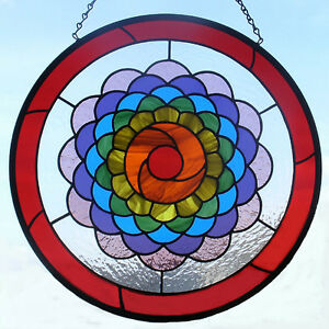 stained glass octagon Stratford Kitchener Area image 5