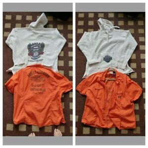 Ladies Harley Davidson shirts
