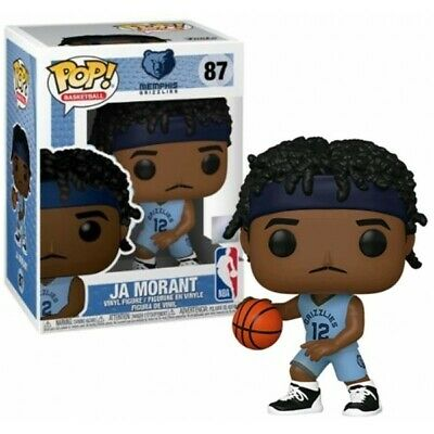 Figurine Basketball NBA - Ja Morant (Alternate Menphis Grizzlies) Pop 10cm