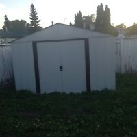 Brand new 8x10 shed