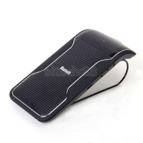 Speakerphone bluetooth sun visor clip hands free handsfree car kit new