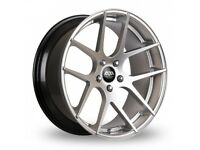 """20"""" AVA Memphis Wheels and tyres will fit F10 BMW 5 Series"""