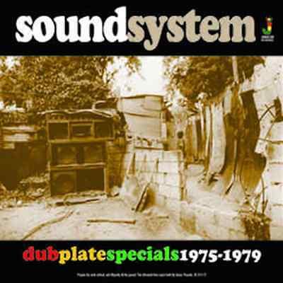 SOUND SYSTEM - Dub Plate Specials 1975-1979 NEW VINYL LP £10.99