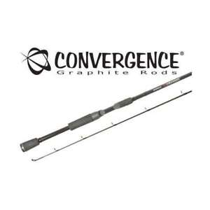 Shimano convergence 6,6 medium/fast action casting rod 2 piece.