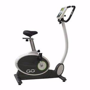 TUNTURI GO BIKE 50 UPRIGHT EXERCISE BIKE –PACKED WITH FEATURES Malaga Swan Area Preview