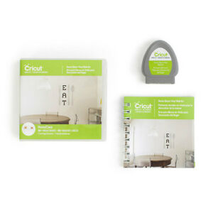 Cricut Home Décor Vinyl Wall Art cartridge - $30
