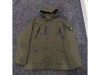 Brand New Stone Island Micro Reps Coats / Jackets