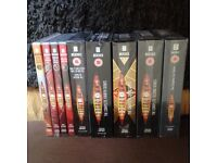 Dr Who box sets plus others