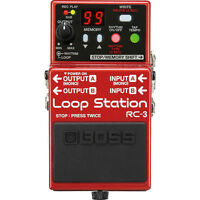 Boss rc-3 loop station looper rc3