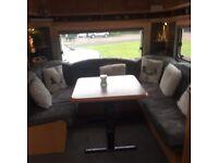 Caravan Hobby 560 Prestige