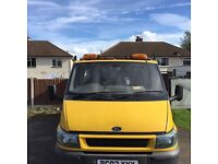 2002 ford transit tipper