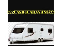 ££caravans wanted any age any condition cash on collection 💷💷