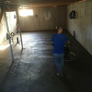 Basements Garages Warehouses Slabs Etc 25 % Off Now! Edmonton Edmonton Area image 2