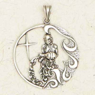 - NEW Zodiac Astrology Signs Horoscope Pewter Pendant - Choose Your Sign!