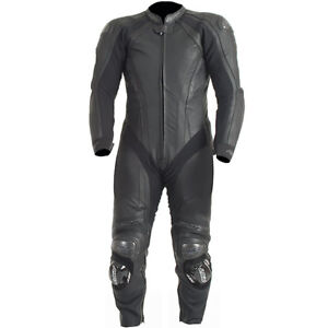 Full leather motorcycle body armor