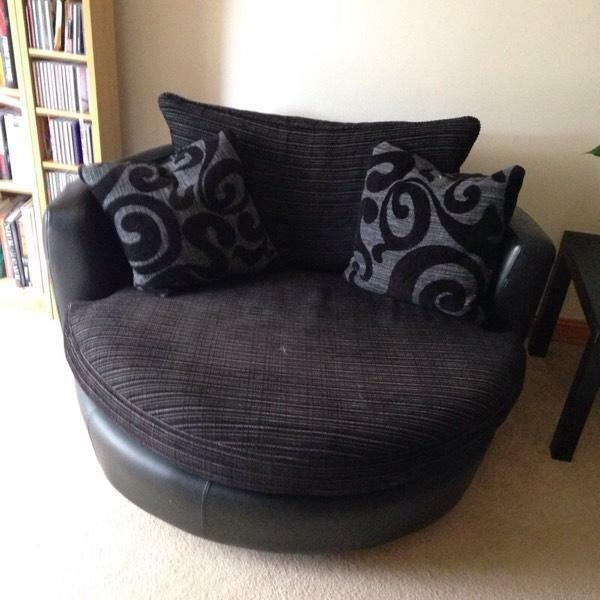 Dfs Versatile Sofa And Cuddle Chair In Maybole South