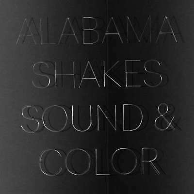 Alabama Shakes - Sound And Color NEW CD for sale  Shipping to United States