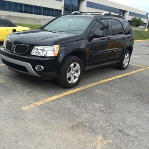 2007 pontiac torrent(Beige Leather)