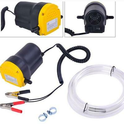 Us 12v Electric Transfer Scavenge Suction Pump Oil Diesel Fuel Extractor Usa