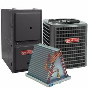 Furnace and Air Conditioning Installs Financing OAC