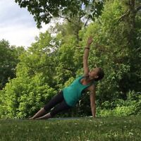 One on One Private Yoga Sessions!
