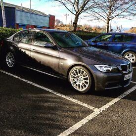 BMW 320d Msport Black edition
