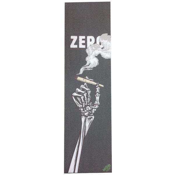 New Zero Skeleton Hands Mob Black Skateboard Griptape - (1 Sheet)