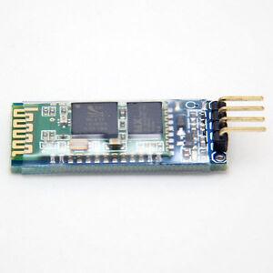 HC-06 RS232 Wireless Serial Bluetooth RF Transceiver Module 4 Pins für Arduino
