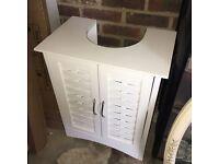 Undersink Bathroom Storage Unit