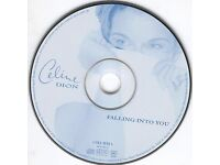 Celine Dion ‎– Falling Into You - CD