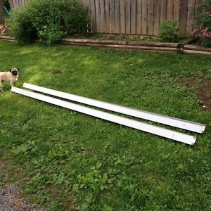 20 FEET OF 4-INCH EAVES