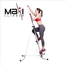 Fitness Climber Exercise Workout Machine Stair Step New Gym Body