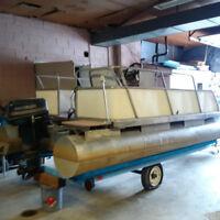 Pontoon Boat for Sale