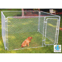 Outdoor Chain Link Dog Kennel