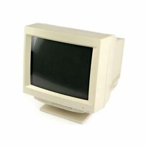 WANTED: A CRT COMPUTER MONITOR
