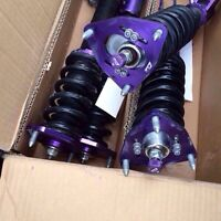 D2 Coilovers for Mitsubishi Lancer Evo X / 10