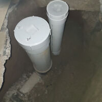 PLUMBING ROUGH IN CLOG DRAIN SUMP PUMP BACKWATERVALVE 6477855500