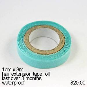 Variety Hair Extension Accessories on SALE tape / glue / remover Adelaide CBD Adelaide City Preview