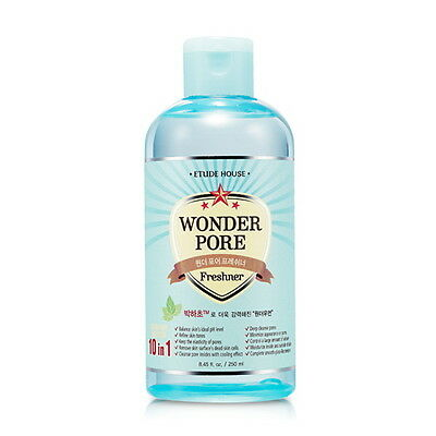 [Etude House] WONDER PORE Freshner NEW 10 in 1 version 250ml astringent pores