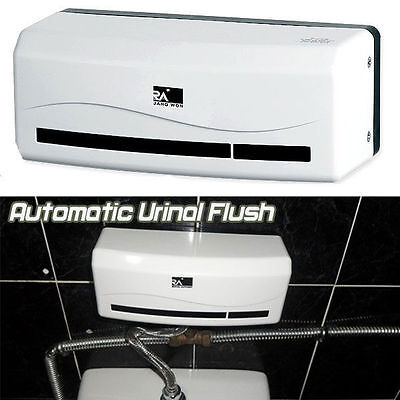 Bath Concealed Automatic Urinal Flush Infrared Sensor Valve Control Battery type