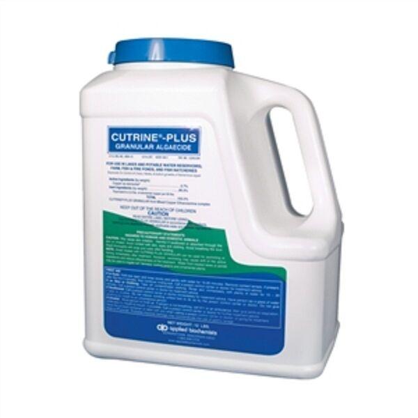Applied Biochemists Cutrine Plus Granular Algaecide - 12 ...