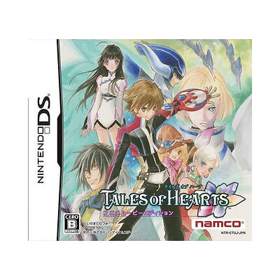 Nintendo NDS DS Tales of Hearts: Anime Movie Edition Used Game [Japan Import]